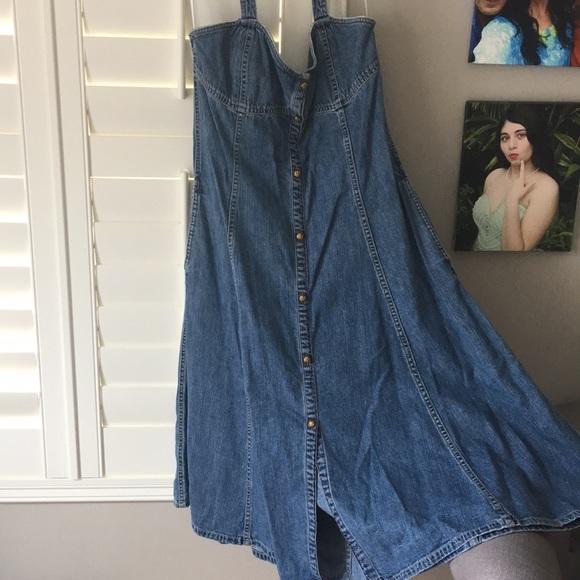Ralph Lauren Dresses | Euc Halter Jean